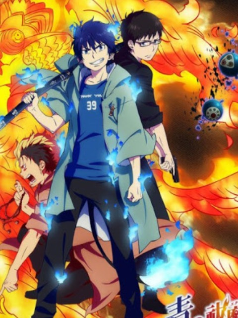 [English] Ao no Exorcist