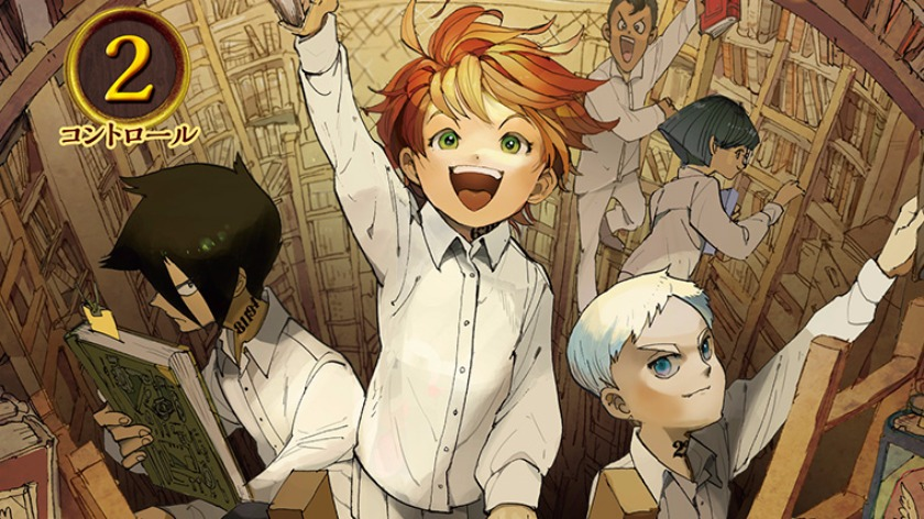 [Tiếng Việt] The promised neverland
